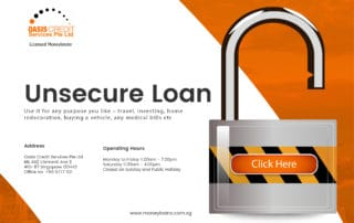 unsecured loan by Oasis Credit
