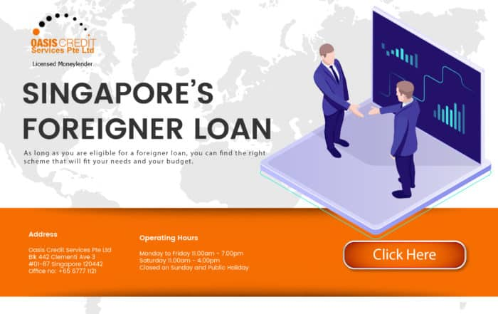 eligible foreigner loan by Oasis Credit
