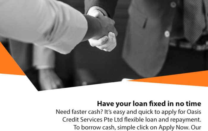 flexible loan and repayement by Oasis Credit
