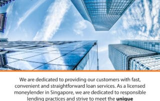 licensed moneylender in Singapore - Oasis Credit