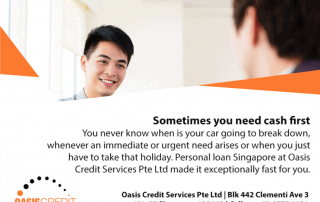 fast cash loan by Oasis Credit