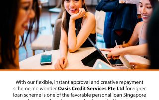 Oasis Credit licensed moneylender