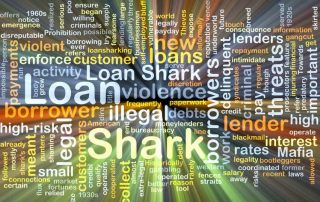 how to spot a loanshark in Singapore
